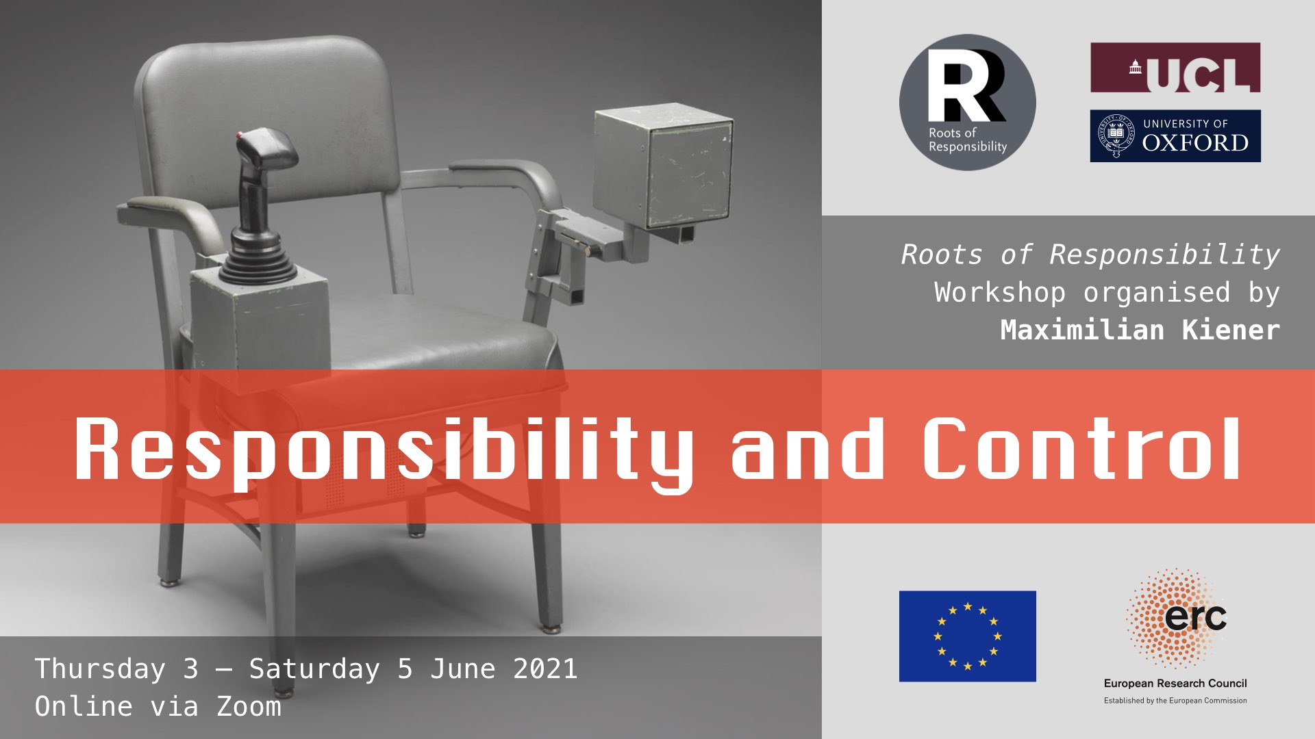 Max Kiener's RoR Research WS – Responsibility and Control